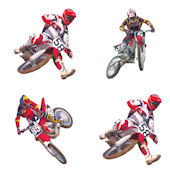 Motorcyles Kidifexs Wall Stickers