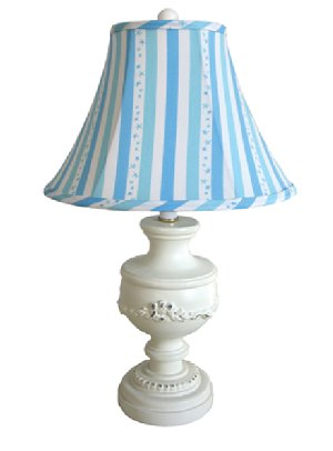 Bring the Light of Family Atmosphere into the Nursery with the Bella Classic Lamp
