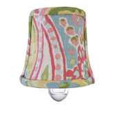 Doodlefishkids Spring Paisley Nightlight