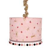 Glenna Jean Hanging Drum Shade