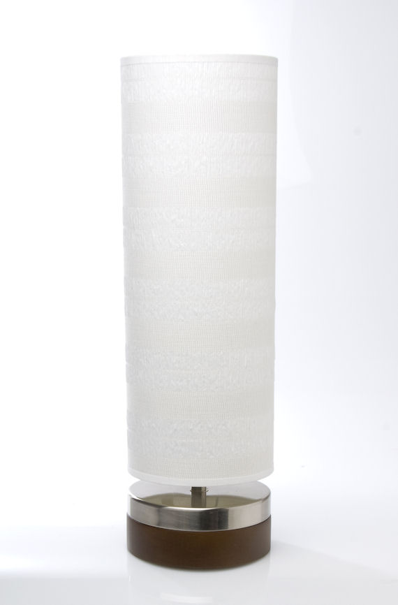 glass cylinder lamp square base table glenna jean tall cylinder lamp the frog and the princess