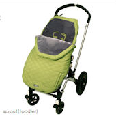 JJ Cole Urban Toddler Bundle Me Sprout