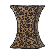 Jubilee Leopard Hourglass Plain Medium Shade