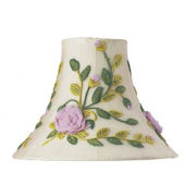 Jubilee Rose Net Flower Medium Shade