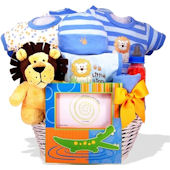 Lion Heart Gift Basket