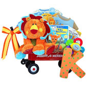 Baby Einstein King of the Jungle Gift Basket