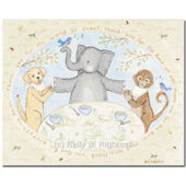 Aminal Blessing Wall Art