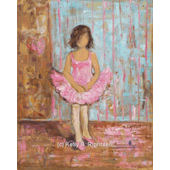 Little Girl Love Wall Art