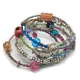 Happy Wrap Bracelet