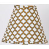 N. Selby Boys Only Lamp Shade