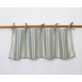 N. Selby Boys Only Window Valance