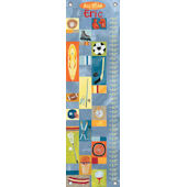 Canvas All Star Boy Growth Chart