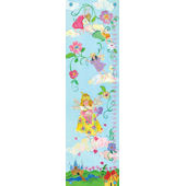 Canvas Fairy Princess Growth Chart