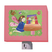 Fairy Puppet Show Night Light
