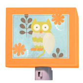 Hootie Owl Nightlight