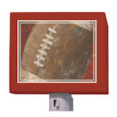 Vintage Football Night Light
