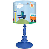 Oopsy Daisy On the Road Again Lamp Shade and Base