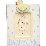 Daddy and Me Picture Frame SALE