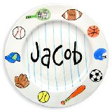 JPD Sports Personalized Plate
