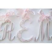 A Charmed Life Rem Wooden Wall Letter