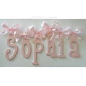 A Charmed Life Sophia Wooden Wall Letter