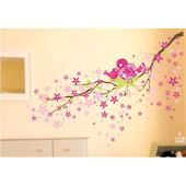 Birds and Blossoms Wall Sticker Decal