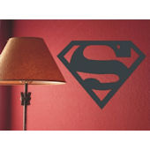 Superman Wall Sticker Decal