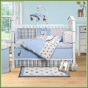 modern camouflage pcs bed blue for camo baby set soho bedding sets a crib nursery boy