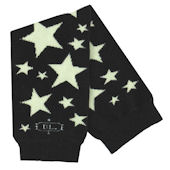 Starbright Glow in the Dark  Leg Warmers