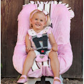 Pixie Stix Toddler Car Seat Cover