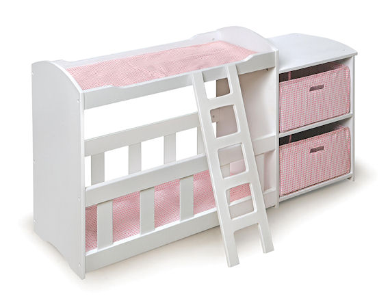 Doll Cribs and Changing Tables