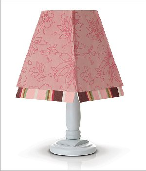 Banana Fish Raspberry Truffle Lamp Shade