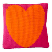 Pillow with Heart