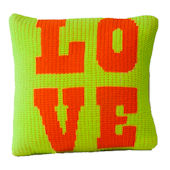 Pillow with Love