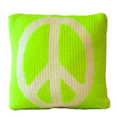 Pillow with Peace