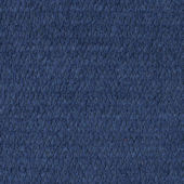 Dark Blue Chenille Creation Rug