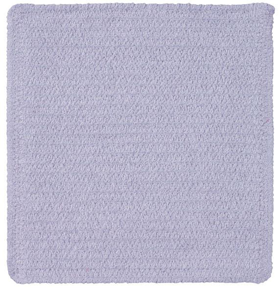 Light purple chenille creation rug the frog and the princess for Light purple carpet