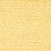 Yellow Chenille Creation Rug