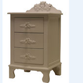 Country Cottage Jacqueline Night Stand
