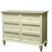 Country Cottage Nantucket Dresser