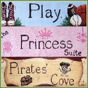 Children's Wall Decor & Hangings