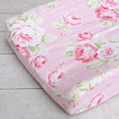 Caden Lane Shabby Chic Changing Pad Cover