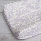 Caden Lane Sweet Lace Damask Changing Pad Cover