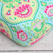 Caden Lane Lily Pad Crib Sheet
