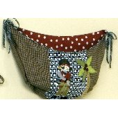 Cotton Tales Pirates Cove Toybag
