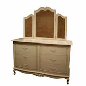 Country French Extra Long Dresser