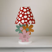 Cotton Tales Lizzie Decorative Lamp