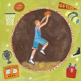 Basketball Star Boy Wall Art