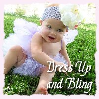 Baby Dress Up Tutus & Bling