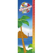 Frecklebox Palm Tree Personalized Growth Chart